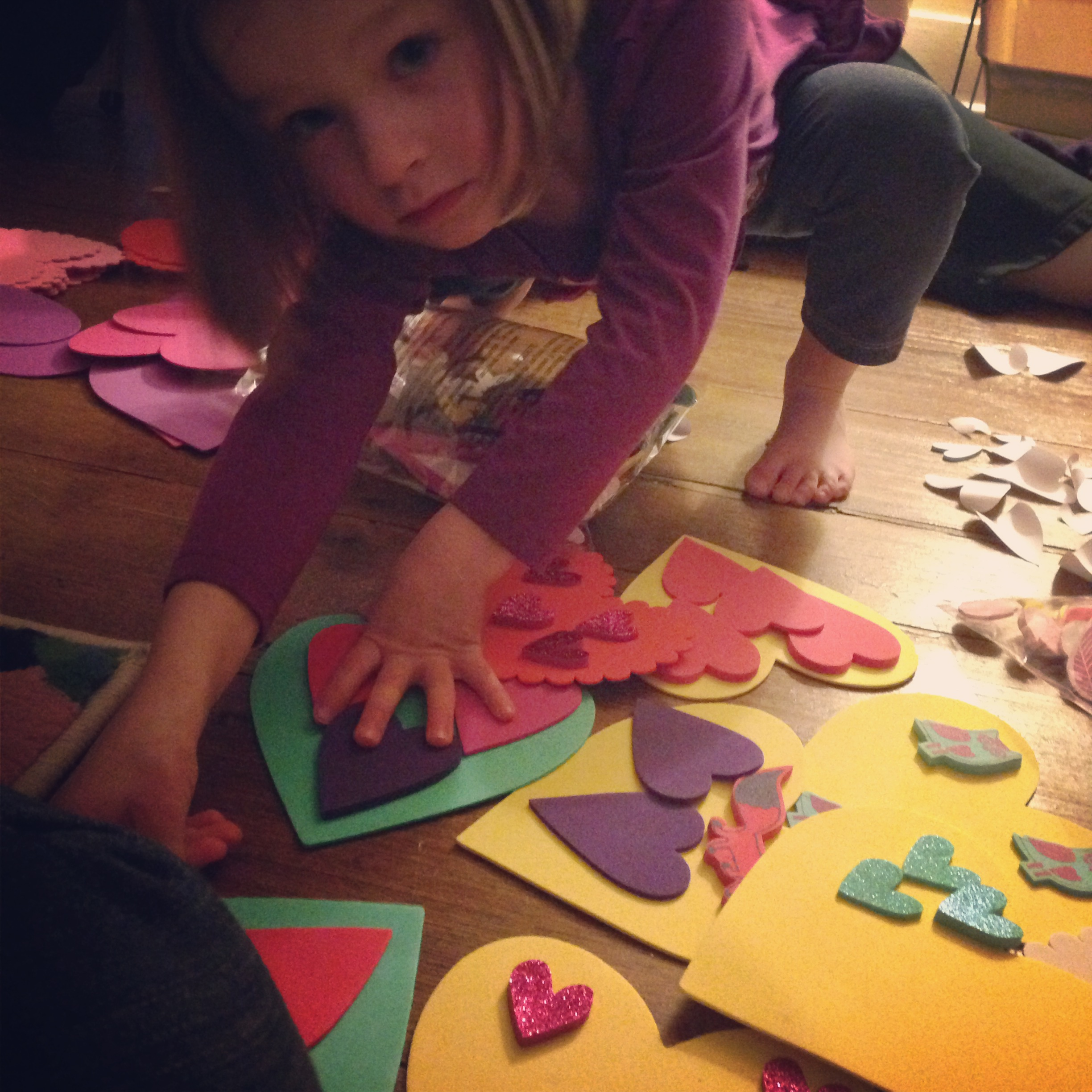 Eve the valentine artist