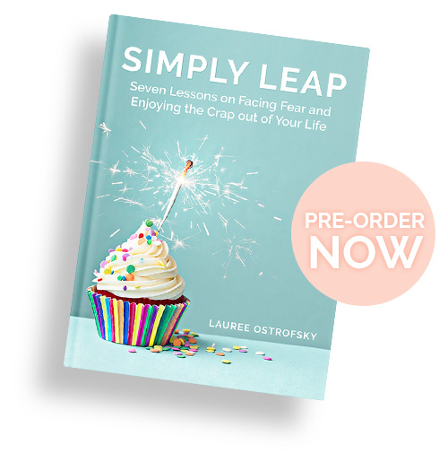 Pre-order SIMPLY LEAP