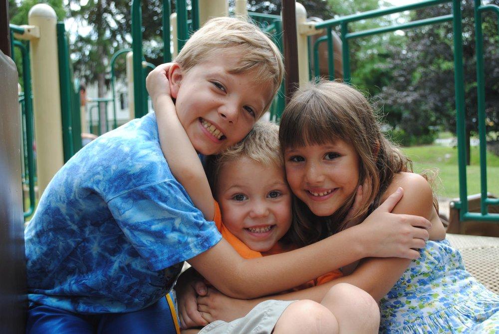 Mule family hug.jpg