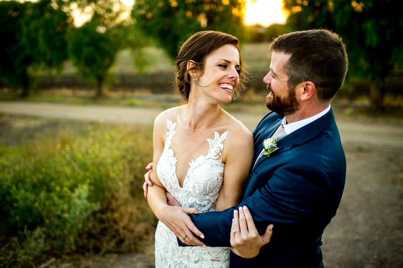 Pepper Tree Ranch Wedding, San Luis Obispo