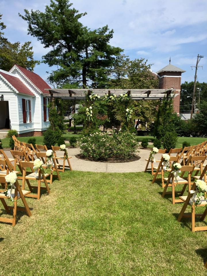 Wedding Venue Rentals Woodruff Fontaine House Museum