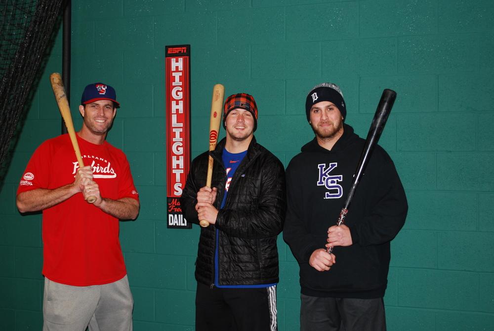 David Thompson  NY Mets & Ross Kivett  Detroit Tigers