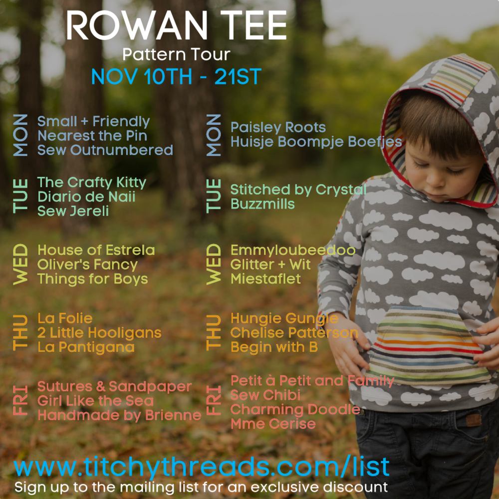 http://www.craftstorming.com/2014/10/rowan-tee-now-available