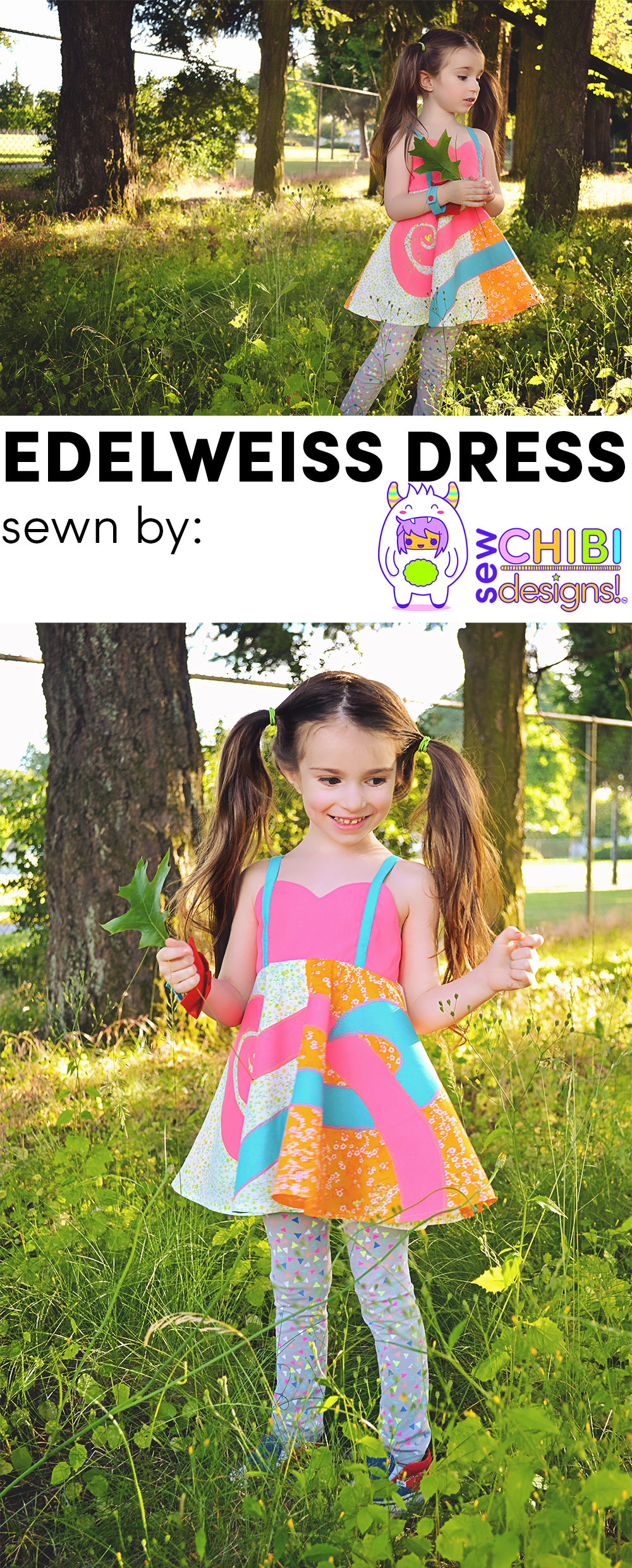 edelweiss dress pdf pattern