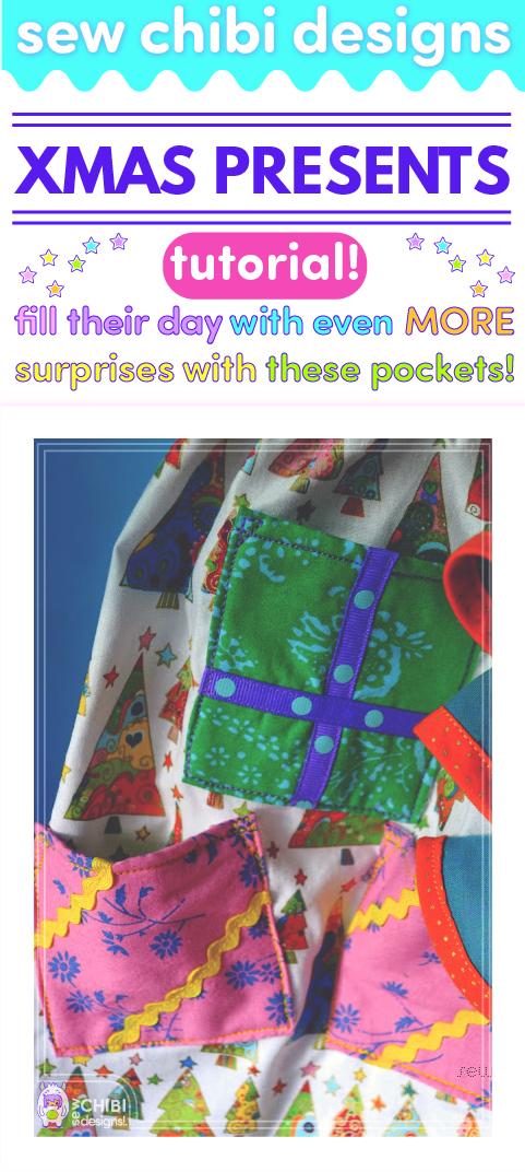 #presentpocketsdiy