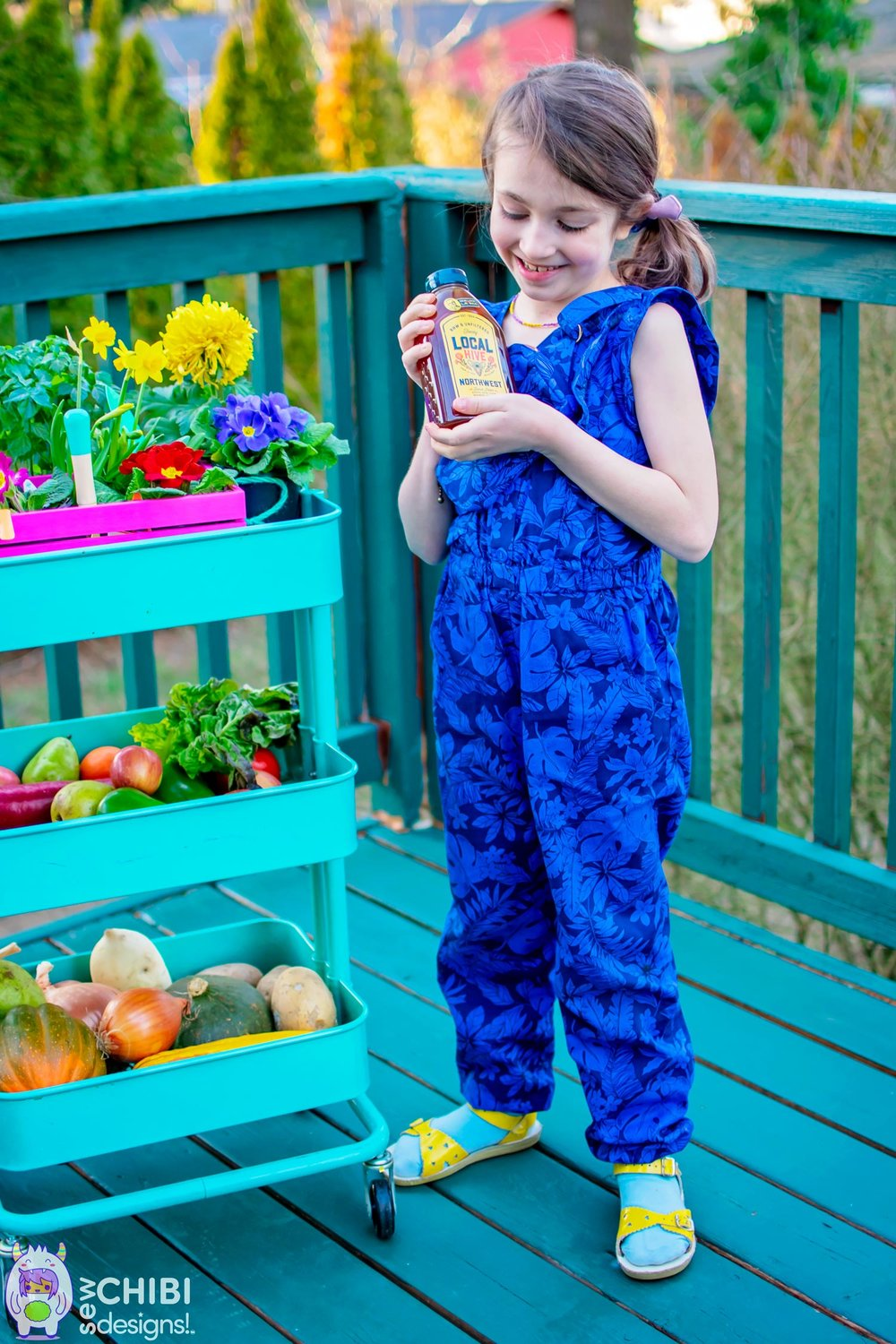 the Seed Romper