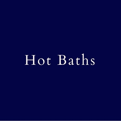 Taking a hot bath about 90 minutes before bedtime may inspire sleep. Not only is the practice itself relaxing but the temperature can help signal your body to sleep. Reduced body heat is associated with sleep; while you'll heat up in the bath, when you get out, your body will work to reduce your core temperature. Studies have also shown similar benefits from a 20-minute foot bath. (Researchers note that a 20-minute shower may mirror the benefits of a bath.) . Make bathing an even more relaxing ritual by lighting candles, using mineral salts and your favorite essential oils, and playing your favorite soothing music.