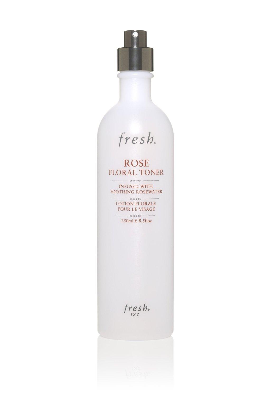 Fresh Rose Water