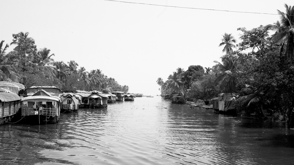 Alleppey, Kerala, India. 2016.