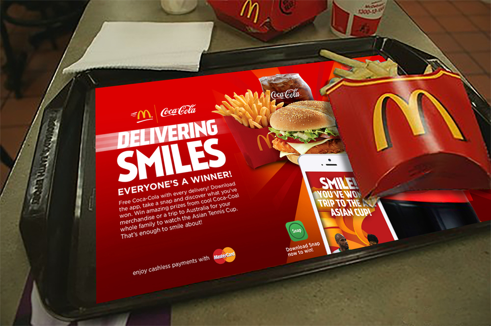 Instant win movie offer mcdonalds delivery