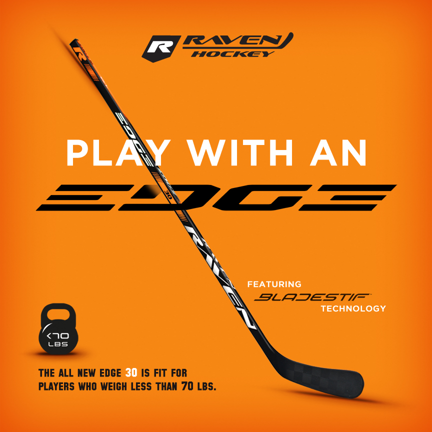 Play with an Edge 30 Orange