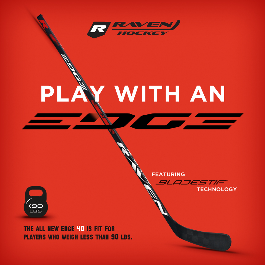 Play with an Edge 40 Red