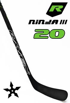Ninja III 20 w Throwing Star