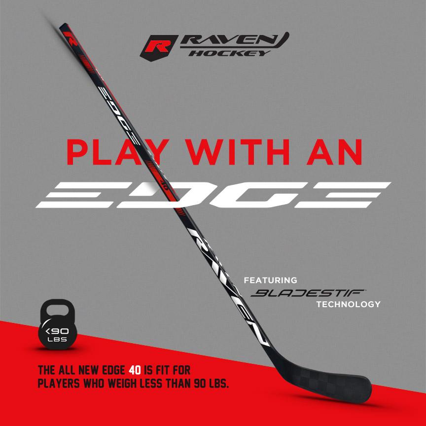 Play with an Edge 40 Grey