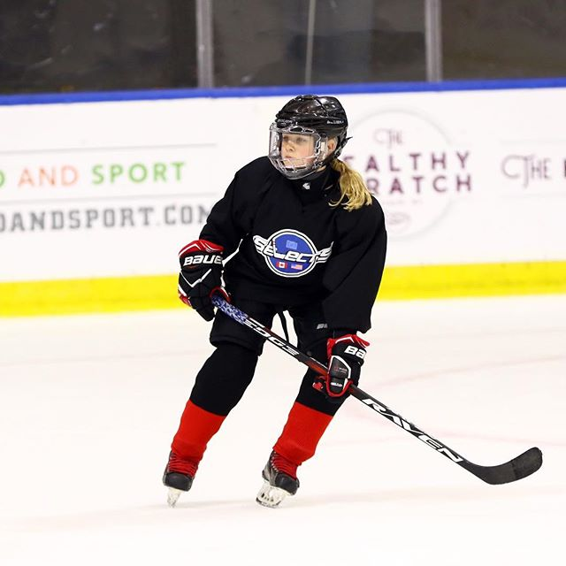 Kylie Amelkovich rocking the Raven Edge playing for the Midwest Selects at the NAPS tournament in Buffalo, NY.  Thanks for the support Kylie! #RockTheRaven #RTR