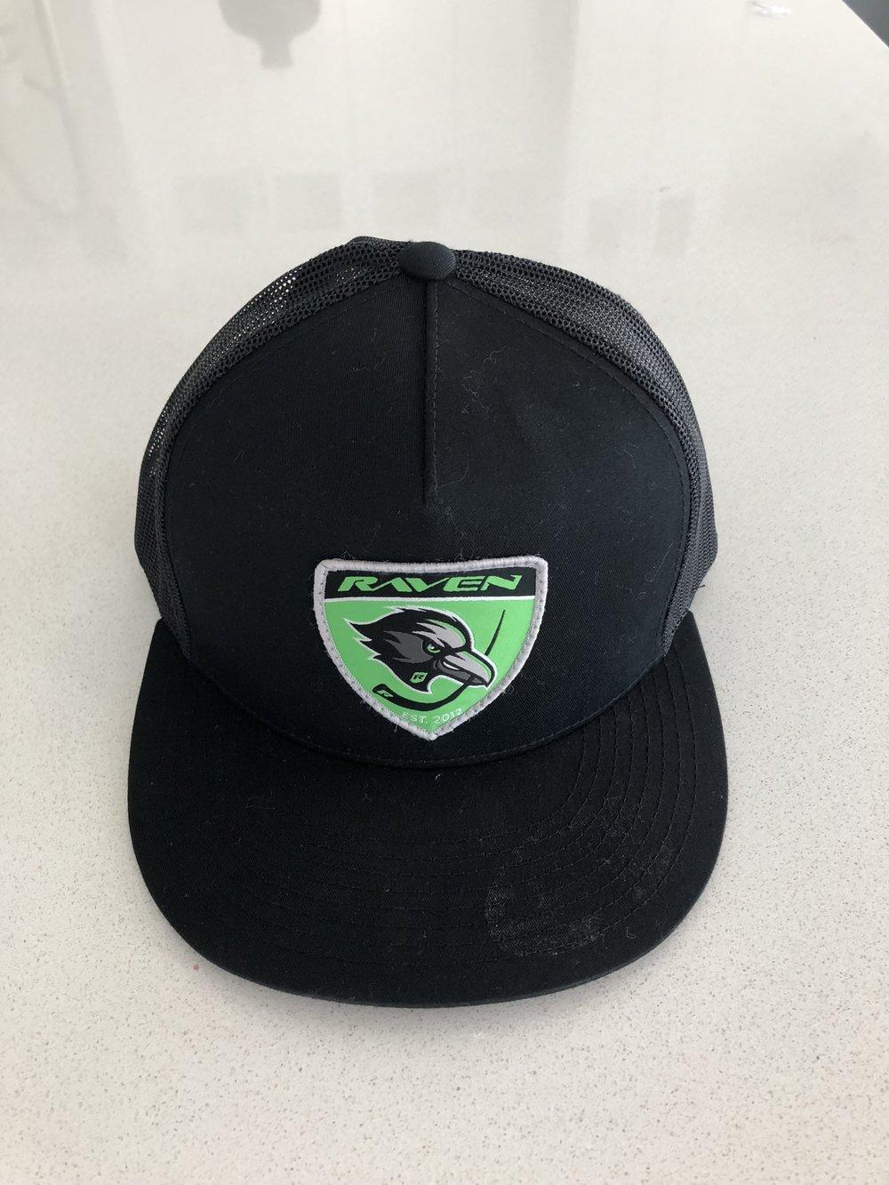 Celly Trucker hat - Black