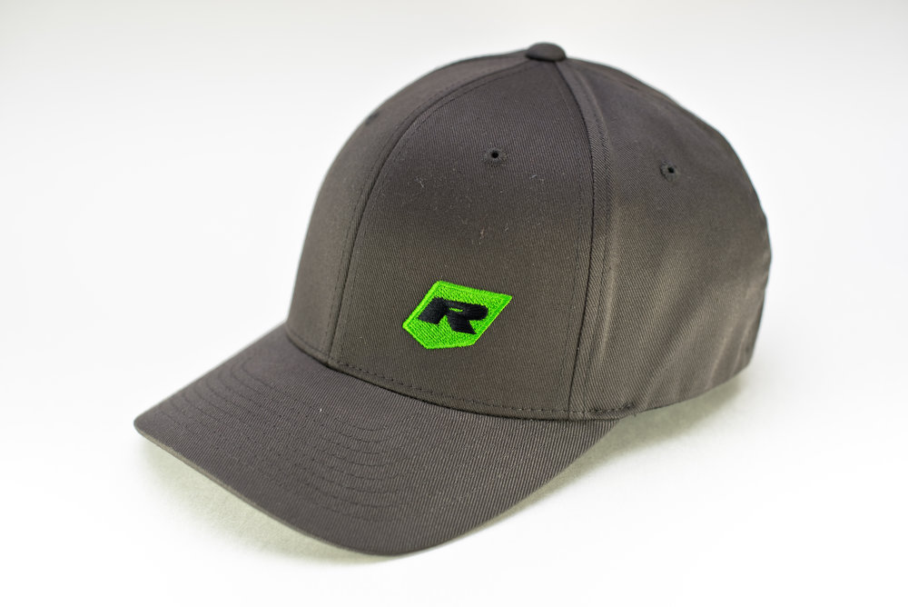 Shield hat - front