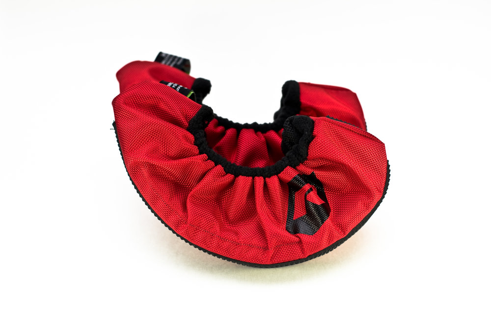 Skate Guards - Red