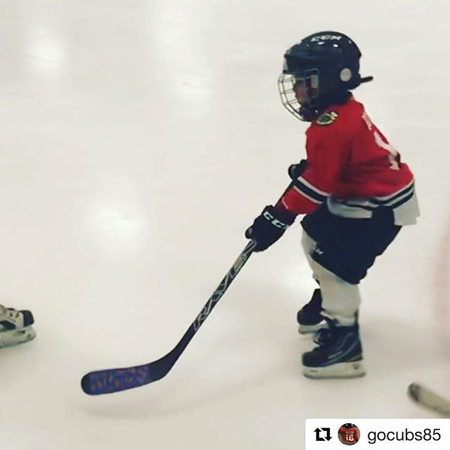 Getting the reps in from the Tar Heel State! @gocubs85 ・・・ Breaking in his new Raven Ninja iii #ravenspotting