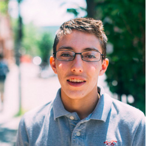 """Html, programming, and practical learning have been fun. Meeting so many successful people who are pursuing their dream has pushed me and motivated me to do the same. The motivation is the biggest thing.""  - Jean Turban LCS '15"