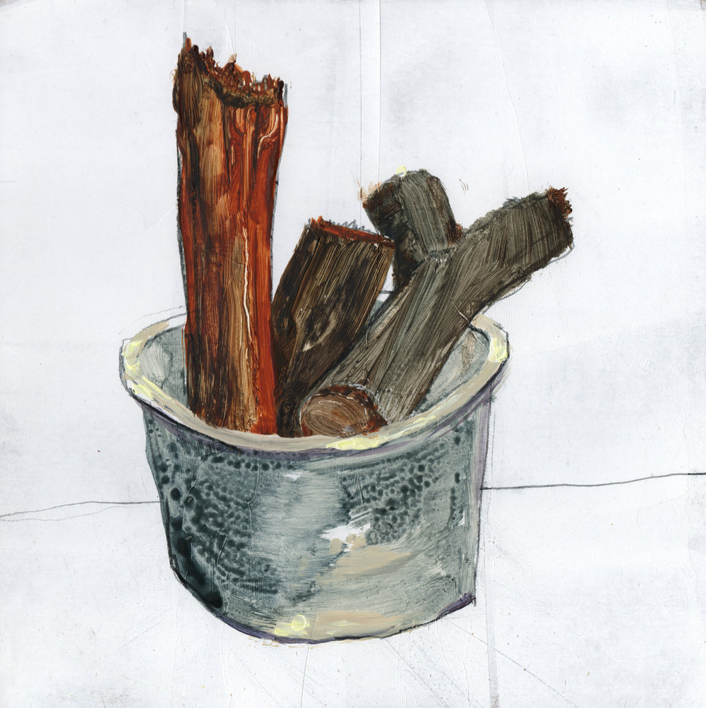 Cup of Sticks