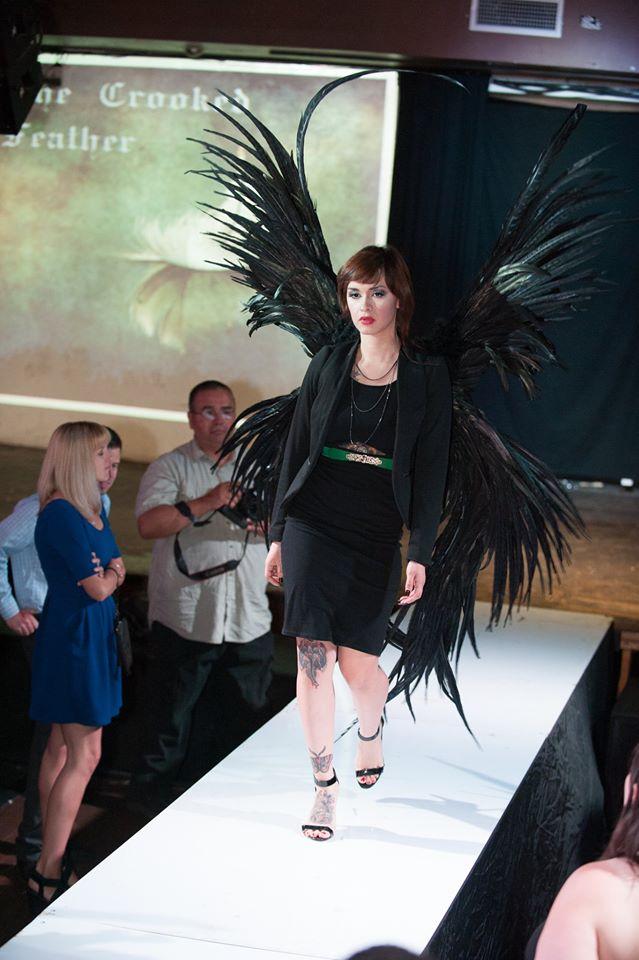 Dark Fairy Pheasant Wings - $1400