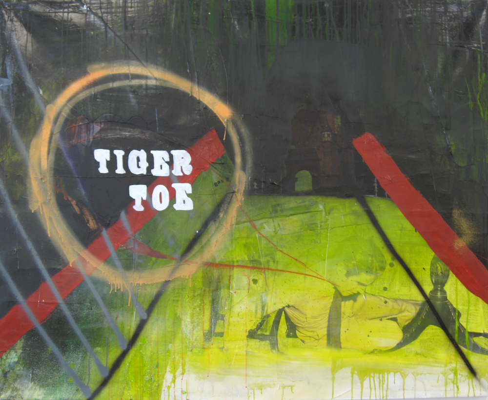 """Tiger toe (after the original)"""