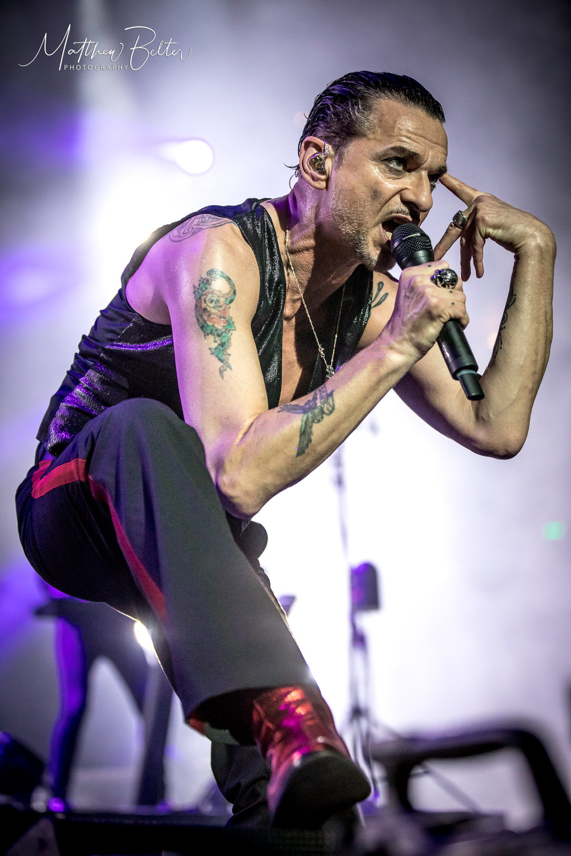 David Gahan - Depeche Mode