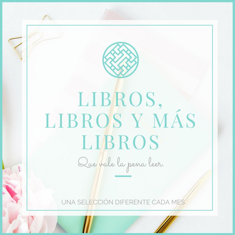 Libros recomendados por Lucy Martinez