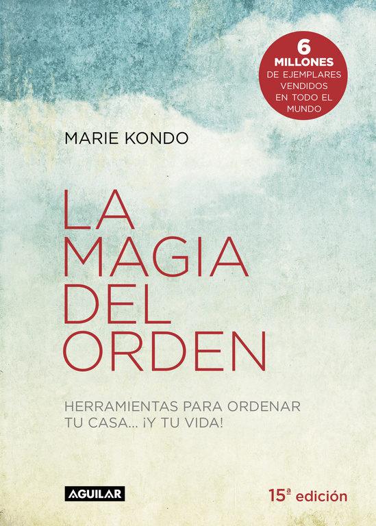 La Magia del Orden. Marie Kondo.