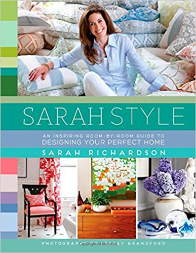 Sarah Style. Sarah Richardson