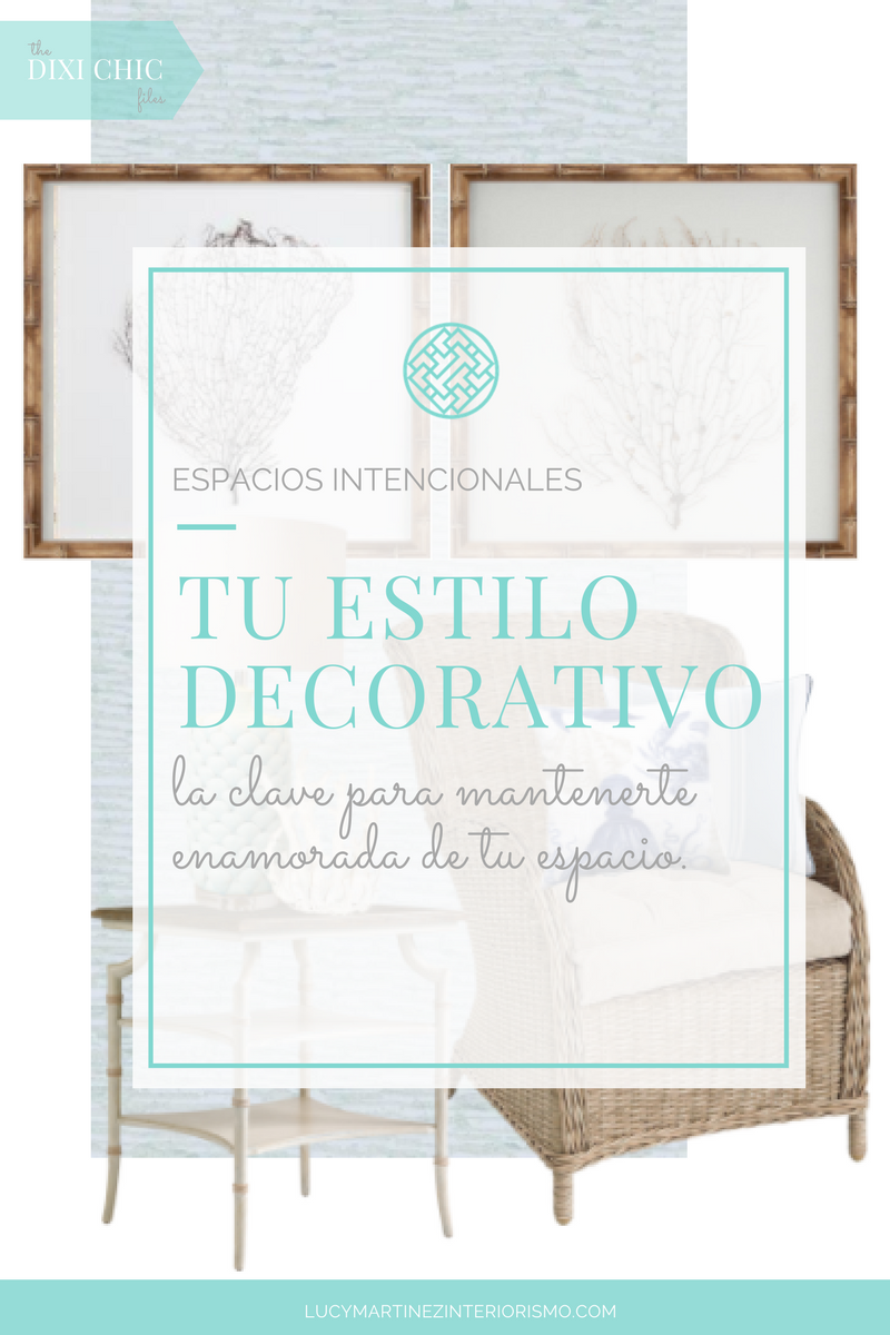 estilo decorativo
