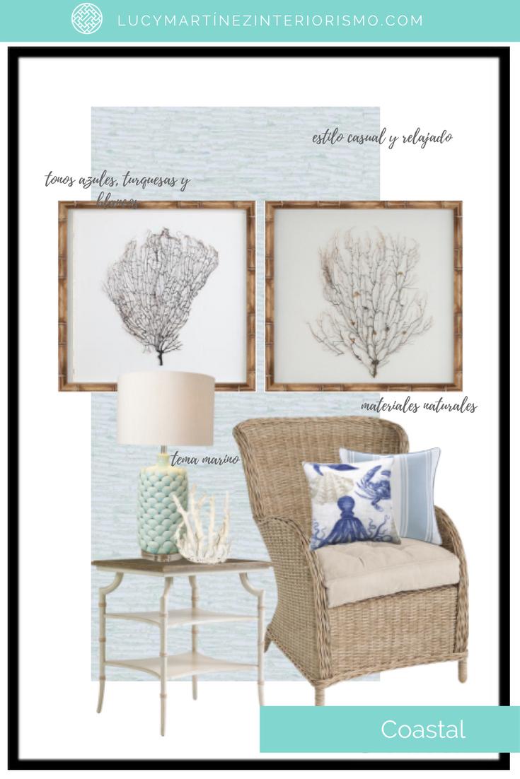 decodifca tu estilo decorativo primario y secundario