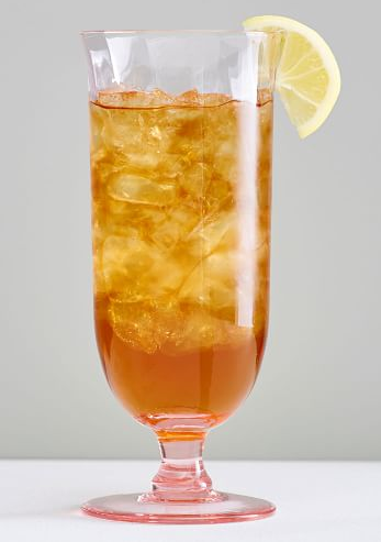 Blush Ice Tea Glass