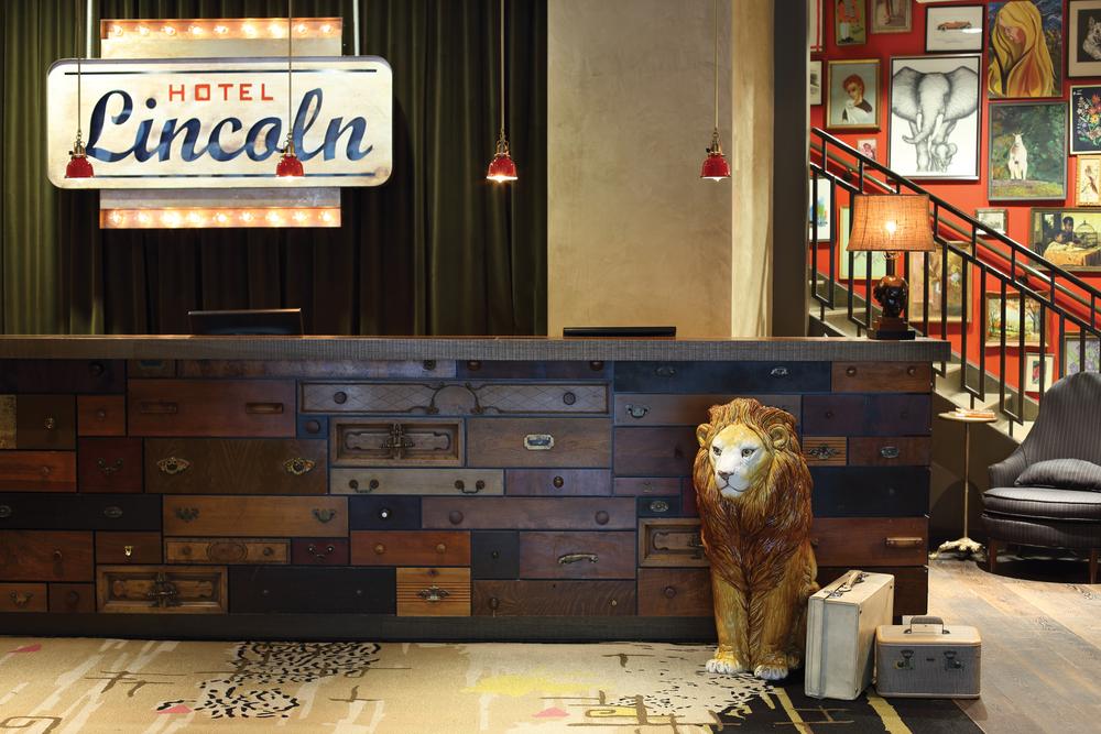 6/Hotel Lincoln