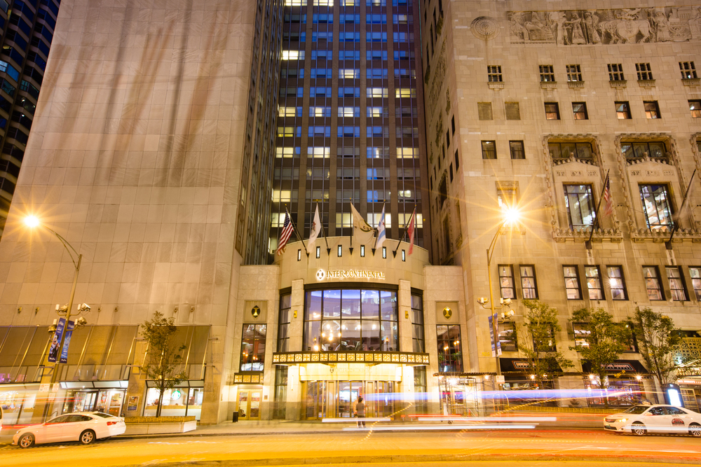 3/InterContinental Chicago