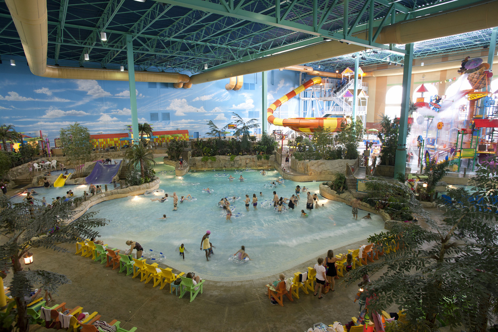 5/Key Lime Cove Indoor Waterpark Resort