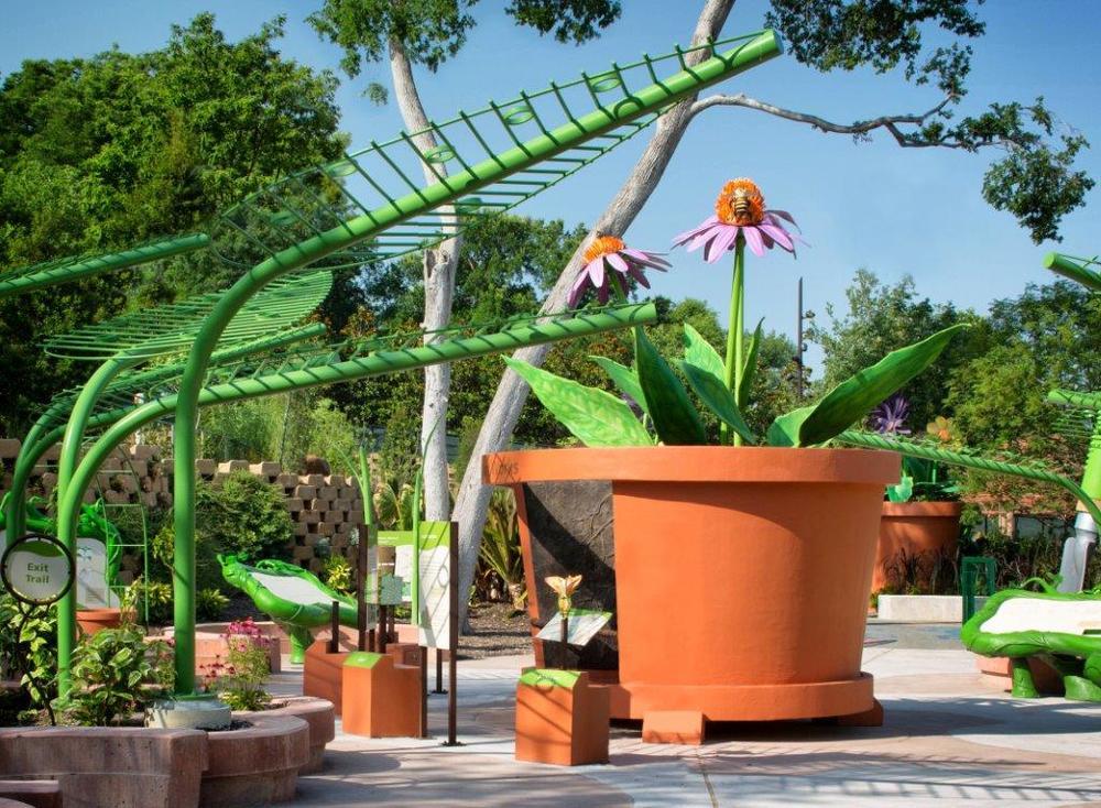 1/Dallas Arboretum & Botanical Garden