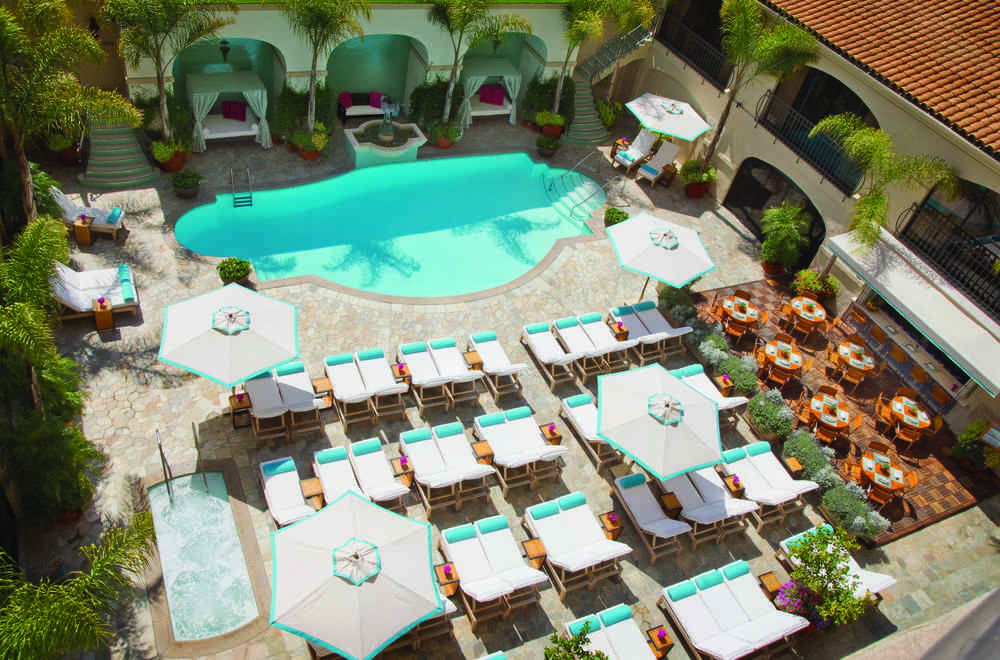 6/Beverly Wilshire, A Four Seasons Hotel
