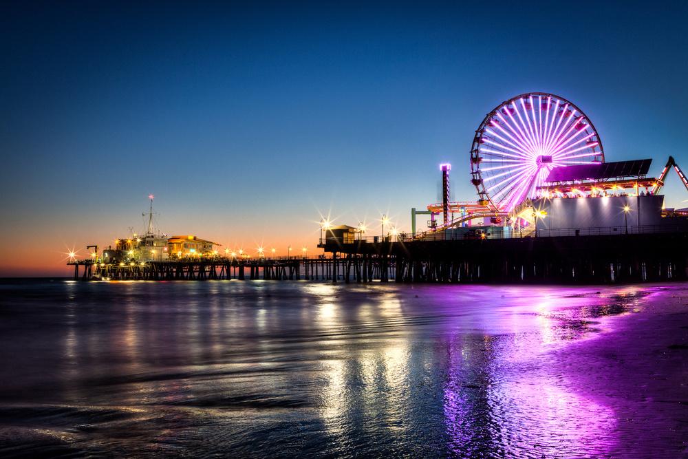 6/Santa Monica Pier