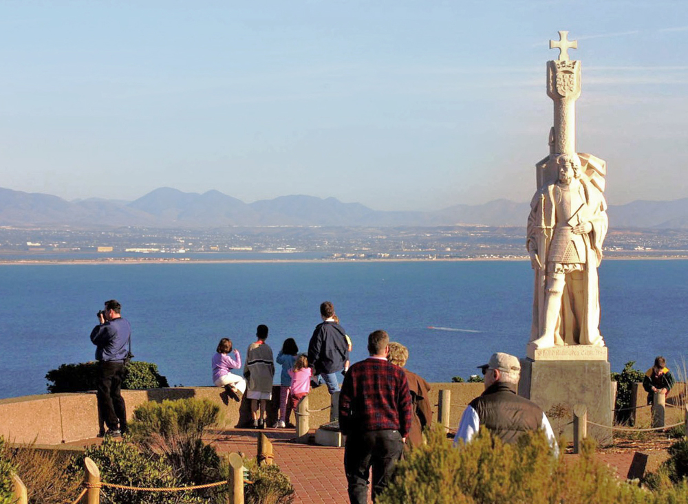 6/Cabrillo National Monument