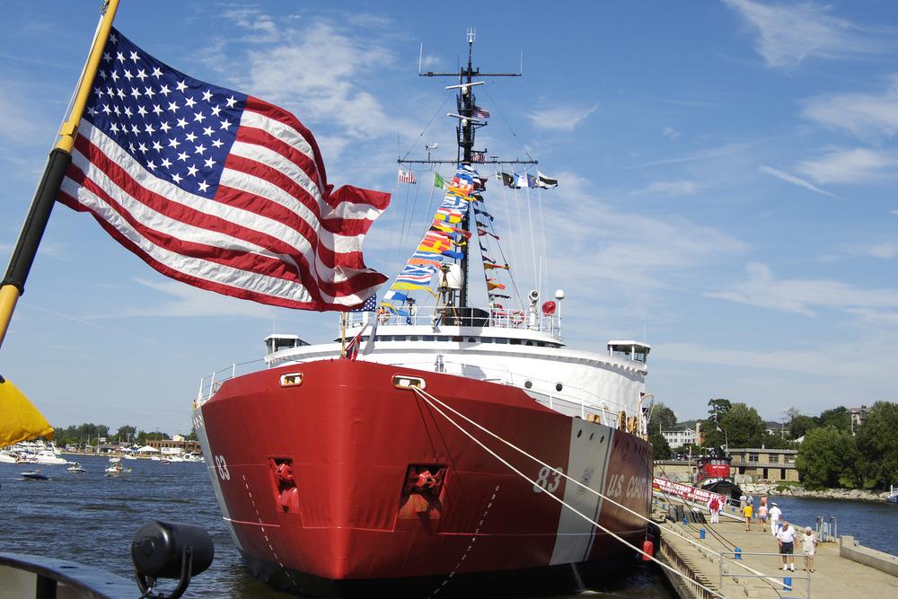 10/Coast Guard Festival