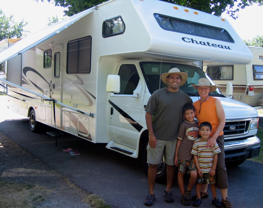Why travel by RV?
