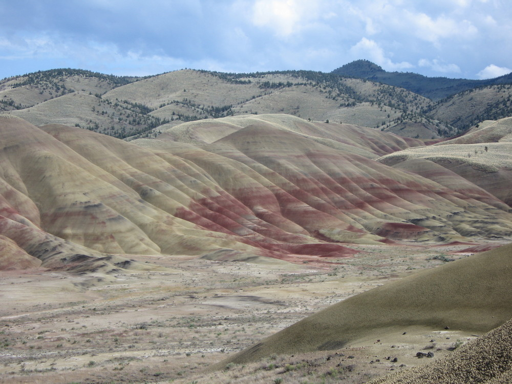 4/John Day Fossil Beds National Monument, Oregon