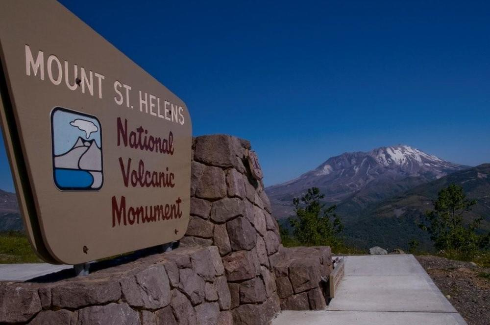 1/Mount St. Helens National Monument, Washington
