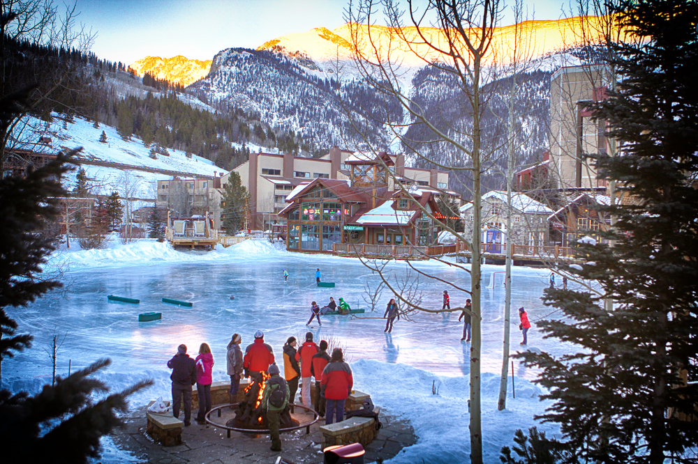 5/Copper Mountain Resort, Colorado