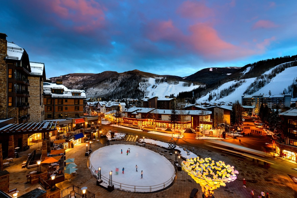 4/Vail Mountain Resort, Colorado
