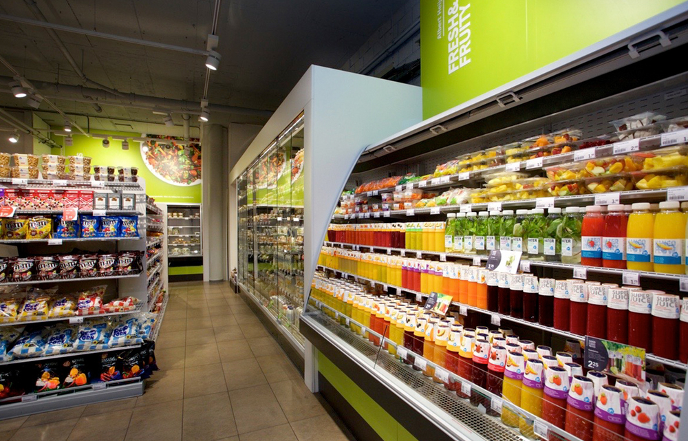 7/Albert Hejin Grocery