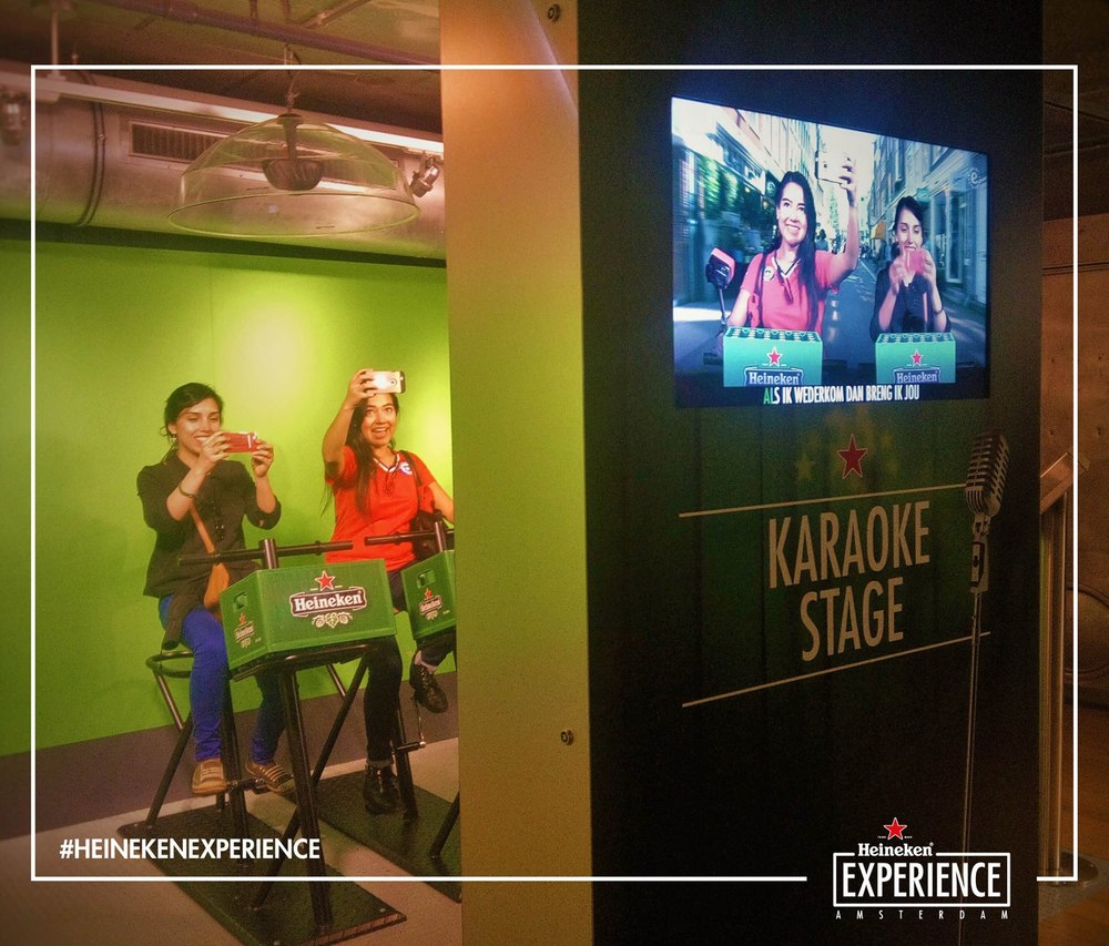 8/Heineken Experience