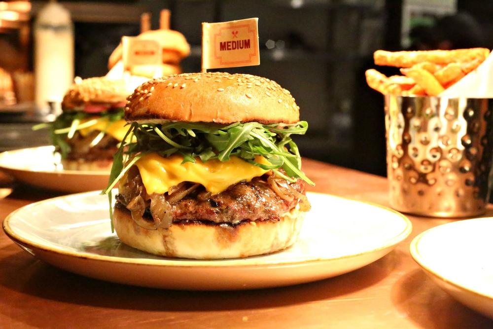 4/Gourmet Burger Kitchen